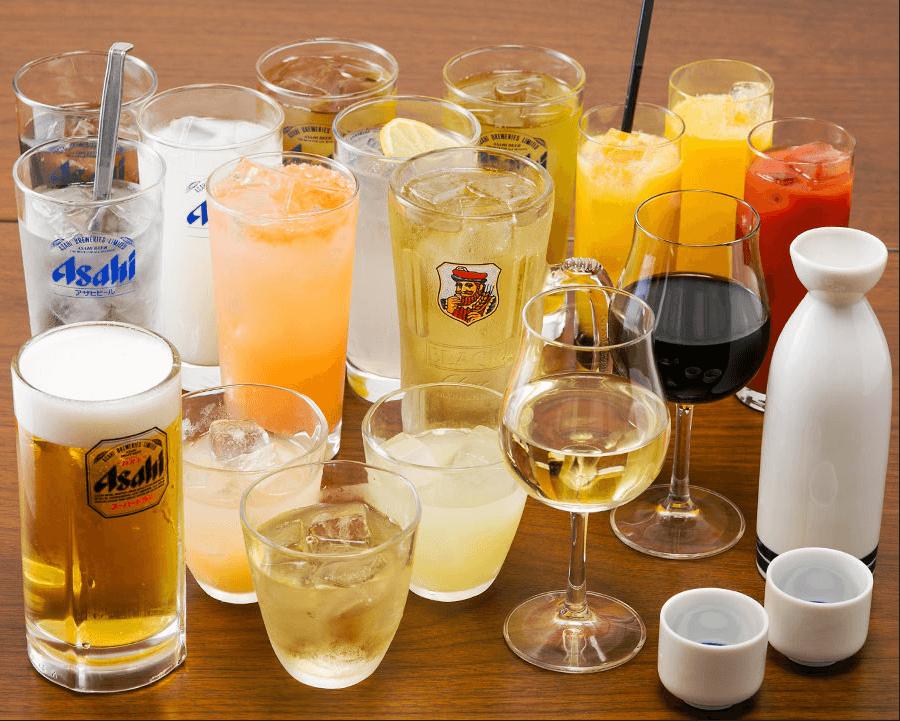 酒粋処 まっすぐ 飲み放題