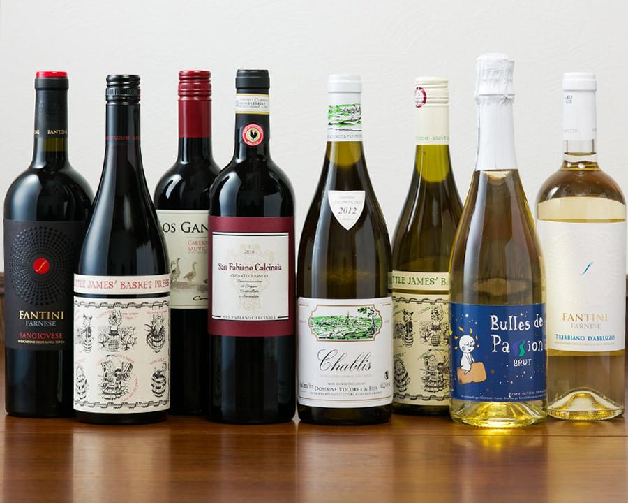 ワイン 酒粋処 まっすぐ